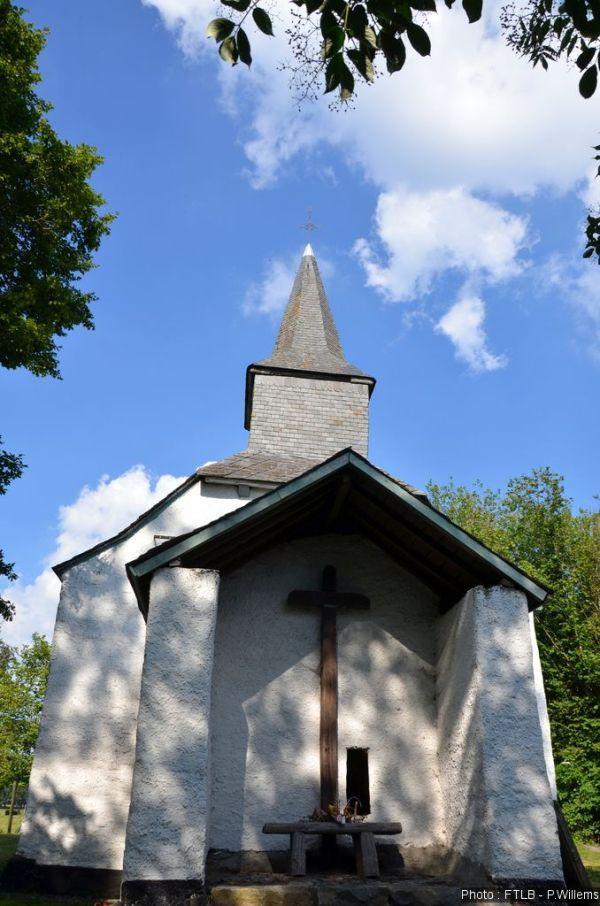 Chapelle Saint Cunibert érigée au XVIIIème siècle