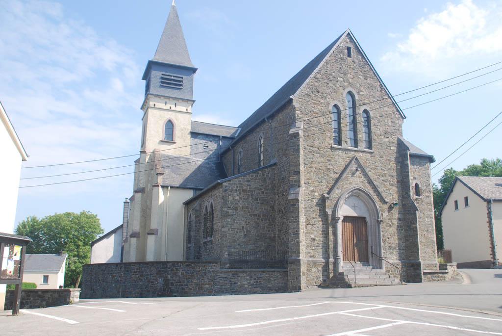 Eglise Saint-Jean l'Evangéliste