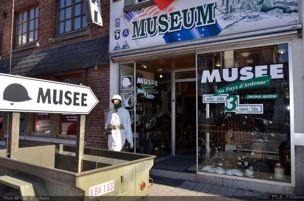 «Au Pays d'Ardenne» Original Museum