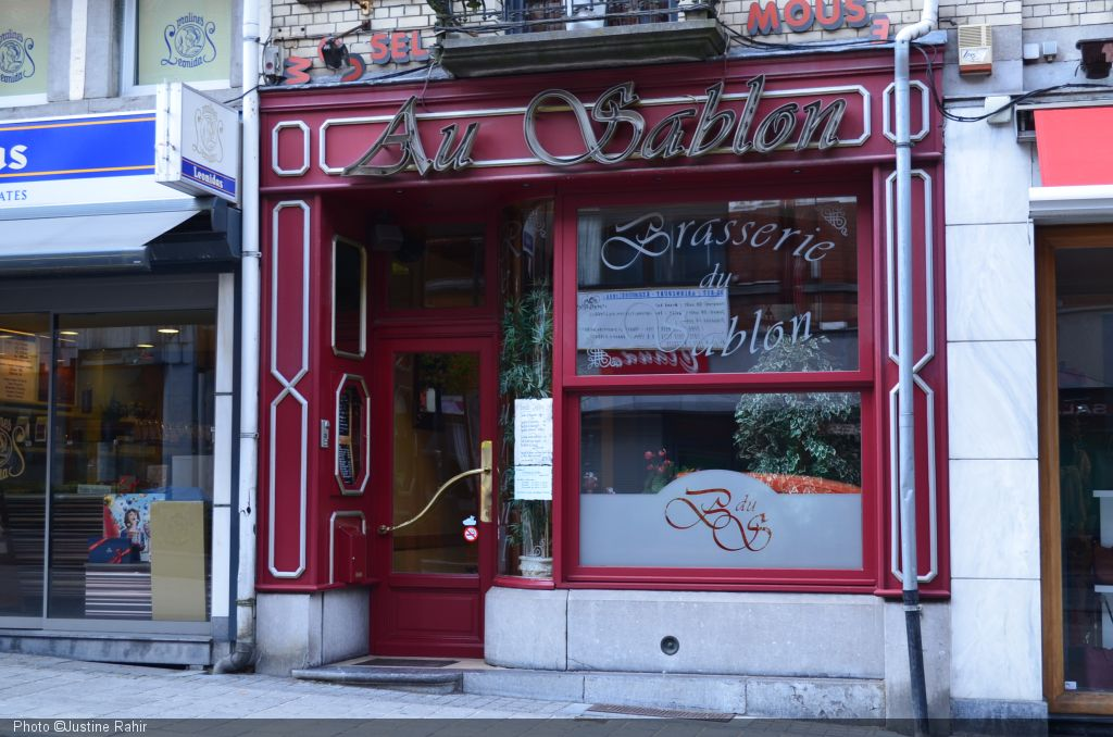 La Brasserie du Sablon