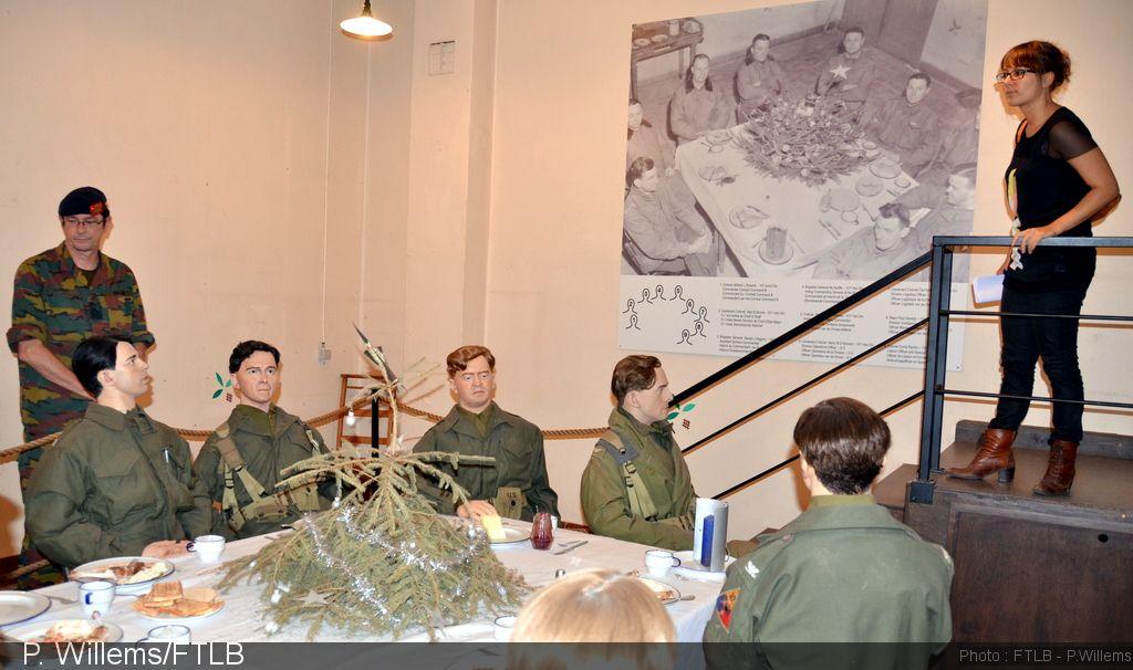 Bastogne Barracks